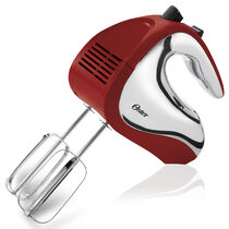Oster® 6 Speed Hand Mixer with Mixing Bowl, Red Replacement Parts