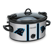 Carolina Panthers NFL Crock-Pot® Cook & Carry™ Slow Cooker
