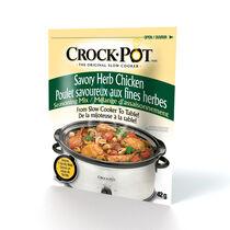 Crock-Pot® Seasoning Mix, Savoury Herb Chicken Mix (3 Pack)