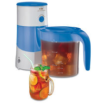 Iced Tea Maker, 3-Qt., Blue