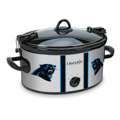 Carolina Panthers NFL Crock-Pot® Cook & Carry™ Slow Cooker