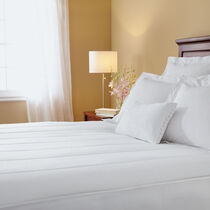 Sunbeam® Quilted Heated Mattress Pad, King