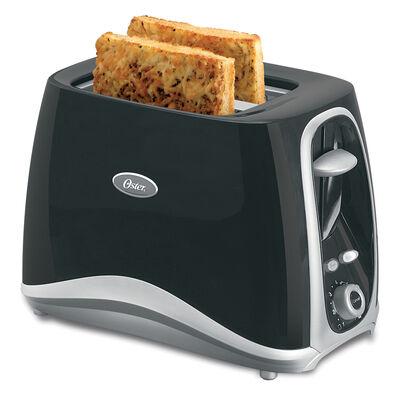 Oster® 2-Slice Toaster, Black