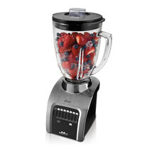 Oster® 14-Speed Blender with Glass Party Jar - Brushed Nickel