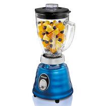 Oster®  Heritage Blend™ 400 Blender - Blue - Glass Jar