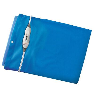 Sunbeam® Heating Pad with UltraHeat™ Technology, Blue