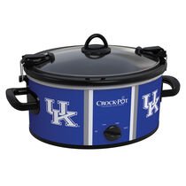 Kentucky Wildcats Collegiate Crock-Pot® Cook & Carry™ Slow Cooker