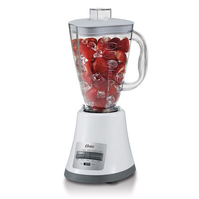 Oster® 8-Speed Blender - White