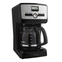 Mr. Coffee® 12-Cup Programmable Coffee Maker, Black, BVMC-PJX23