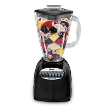 Oster® Simple Blend™ 100 Blender - Black - Plastic Jar