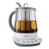 Mr. Coffee® Tea Maker and Kettle  - White