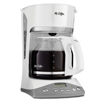 Mr. Coffee® Advanced Brew 12-Cup Programmable Coffee Maker