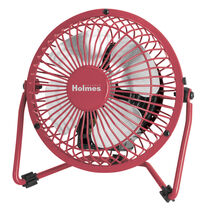 "Holmes® HNF0410A-RM 4"" Mini High Velocity Fan"