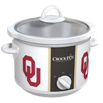 Oklahoma Sooners Collegiate Crock-Pot® Slow Cooker