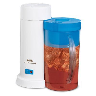 Iced Tea Maker, 2-Qt., Blue at MrCoffee.com.