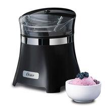 Oster® 1.5 Qt. Gel Canister Ice Cream Maker- Black