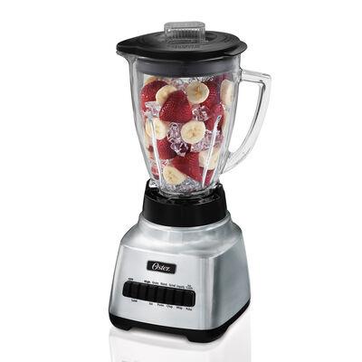 Oster® 10-Speed Blender - Die Cast - Glass Jar