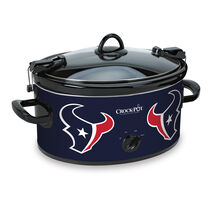 Houston Texans NFL Crock-Pot® Cook & Carry™ Slow Cooker