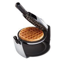 Oster® Chrome Flip Belgian Waffle Maker