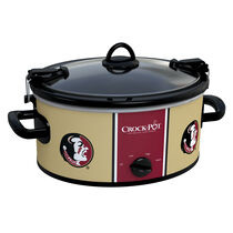 Florida State Seminoles Collegiate Crock-Pot® Cook & Carry™ Slow Cooker