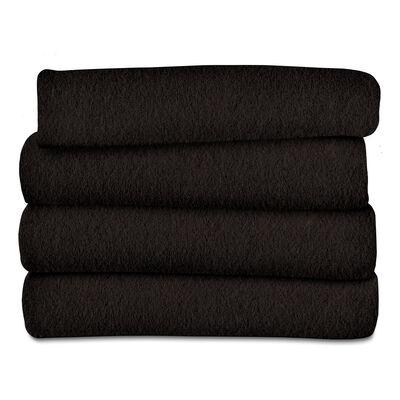 Sunbeam® Fleece Heated Throw, Walnut
