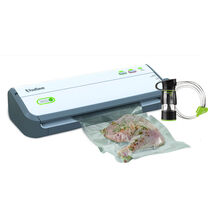 FoodSaver® Countertop FM2010 Vacuum Sealing System, White with Starter Kit & Handheld Fresh Sealer