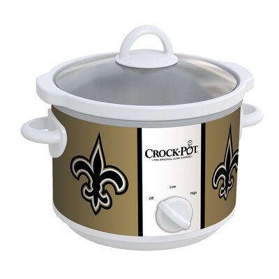 New Orleans Saints NFL Crock-Pot® Slow Cooker