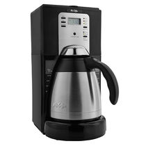 FTTX Series 10-Cup Programmable Coffeemaker, Thermal Carafe