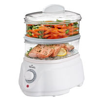 Rival® Double-Tiered Food Steamer