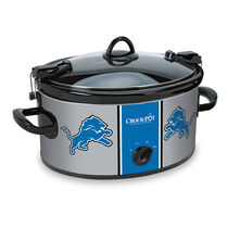 Detroit Lions NFL Crock-Pot® Cook & Carry™ Slow Cooker