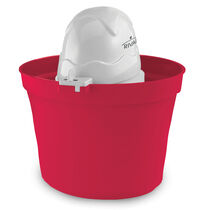 Rival® Ice Cream Maker 2-Quart, Red