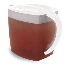 Iced Tea Maker Replacement Pitcher, 3-Qt., White (TM75)