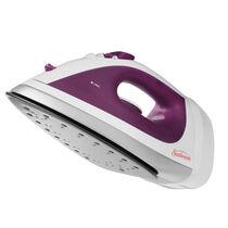 Sunbeam® Steam Master® Iron with Retractable Cord, White & Purple