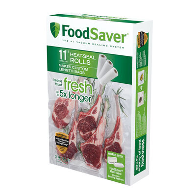 "FoodSaver® 11"" x 16' Vacuum Seal Roll, 3 Pack"