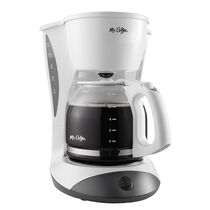 Mr. Coffee® Simple Brew 12-Cup Switch Coffee Maker