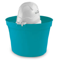 Rival® Ice Cream Maker 2-Quart, Blue