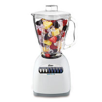 Oster® Simple Blend™ 200 Blender - White - Glass Jar - NEW UPDATED LOOK!