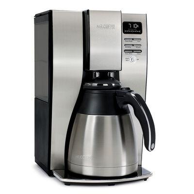 Mr. Coffee BVMC-PSTX95 Optimal Brew™ Thermal Coffeemaker, 10-Cup