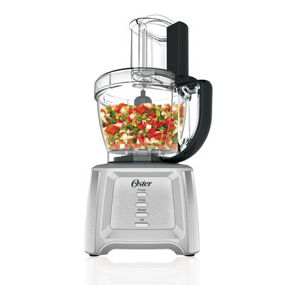 NEW DESIGN! Oster® Designed for Life 14-Cup Food Processor with 5-Cup Mini Chopper Replacement Parts.