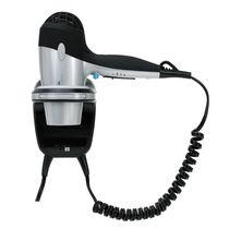Sunbeam® GreenSense™ Mid-Size Wall-Mount Hair Dryer with Nightlight , Black