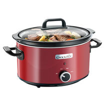 Crock-Pot 3.5L Red Slow Cooker
