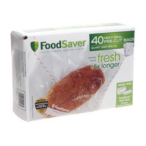 FoodSaver® Quart Heat Seal Bags, 40 Count