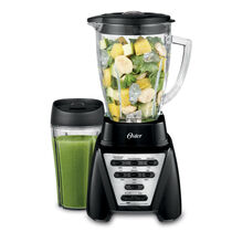 NEW Oster Pro™ 1200 Plus Smoothie Cup - Black - Glass Jar