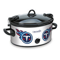 Tennessee Titans NFL Crock-Pot® Cook & Carry™ Slow Cooker