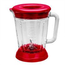 Margaritaville® Glass Jar with Lid, Fits Key West, Fiji & Bahamas