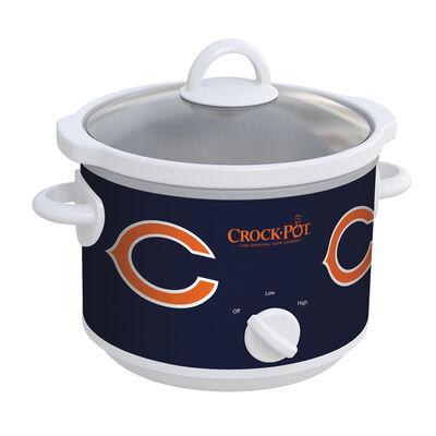 Chicago Bears NFL Crock-Pot® Slow Cooker