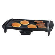 """Oster® 10"""" X 16"""" Electric Griddle"""