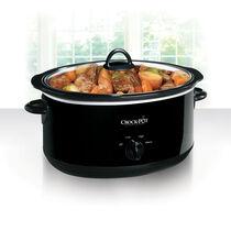 Crock-Pot® 8-Quart Manual Slow Cooker, Black