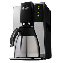Mr. Coffee® Smart Optimal Brew™ 10-Cup Programmable Coffee Maker with Wemo®, BVMC-PSTX91WE