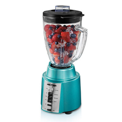 Oster® 8-Speed Blender - Aquamarine